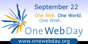 One Web Day logo